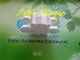 SHOT OF ŞATOF SHUT-OFF SU ARITMA 4 YOLLU VANA QUİCK